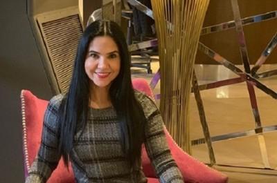 Norita Rodríguez habló del accidente que sufrió el local de su mamá