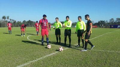 Dos Santos volvió a jugar en Reserva