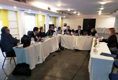 Paraguay en la II Reunión Ordinaria