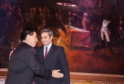 Colorados se unen para evitar juicio político a Mario Abdo y a Hugo Velázquez