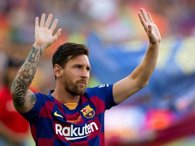 "Messi: ""Vamos a volver a pelear por todo"""