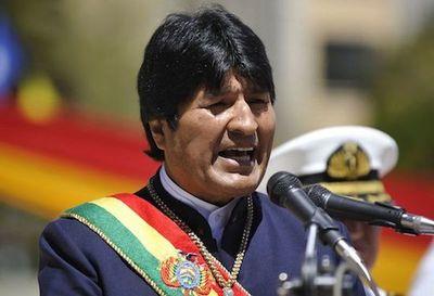 """""""Guerra sucia"""" calienta la campaña electoral en Bolivia"""
