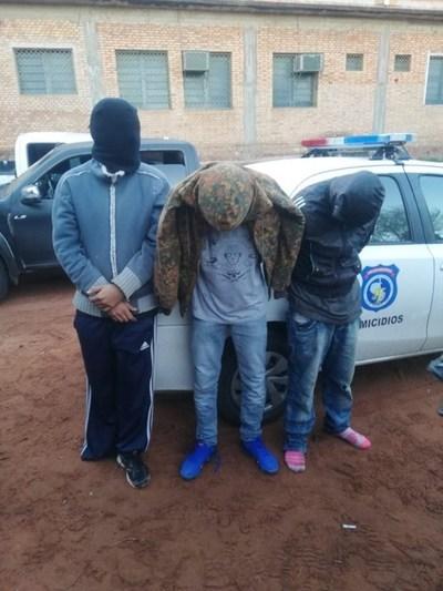 Cuatro imputados por crimen de joven