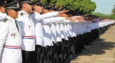 Masiva postulación para pugnar por cargos en la Policía: 9 mil jóvenes están anotados