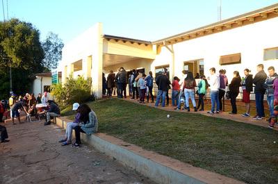 Doce empresas presentan ofertas para refaccionar hospital distrital de Franco