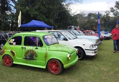 Harán exhibición de autos clásicos en Hernandarias