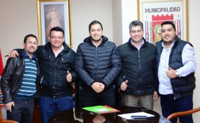 AEDE apoya al intendente y lamenta rechazo de obras en la Junta