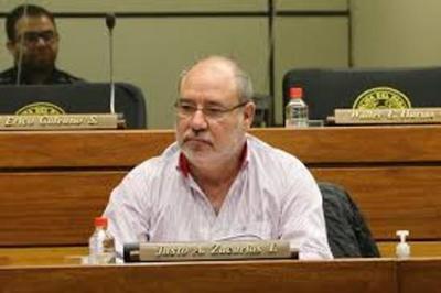 Para diputado Zacarías sería un accidente grave que el Jefe de Estado no termine mandato