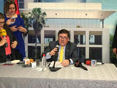 Presidente del Congreso Nacional no emitirá opinión sobre posibilidad de juicio político