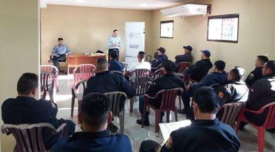 Ministerio realizó monitoreo y capacitaciones a agentes penitenciarios