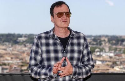 Tarantino da un paseo por el Kremlin