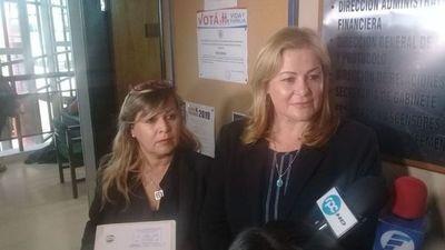Ciudadanos autoconvocados solicitaron desafuero de Miguel Cuevas