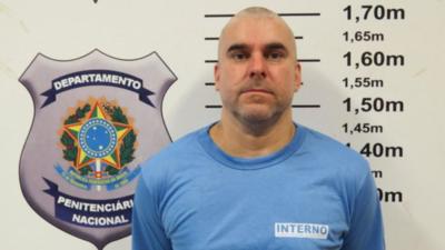 Procesan a Marcelo 'Piloto' en el Brasil por el homicidio en la Agrupación Especializada