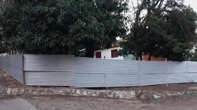 HOY / Denuncian desalojo  irregular en Lambaré
