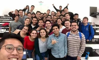 HOY / Universidad Taiwán-Paraguay abrió por segundo año el cursillo de inducción para el ingreso de 400 alumnos