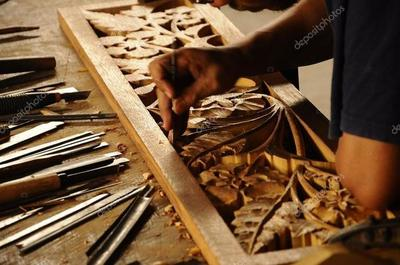 Comunidad indígena de San Cosme y Damián enseñará técnicas de tallado