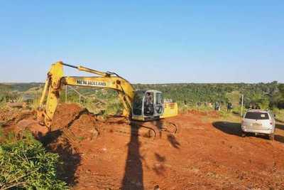 Iniciaron las obras del Puente de la Integración entre Paraguay y Brasil