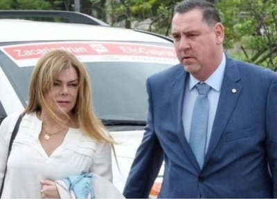 Javier Zacarías Irún y Sandra McLeod deberán comparecer ante juez