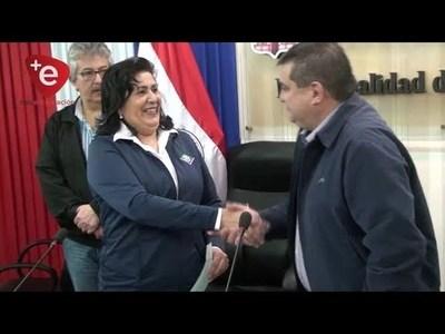 MUNICIPIO ENTREGA APORTES A BOMBEROS, CLUBES Y CONSEJO DE SALUD