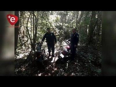 RECUPERAN MOTOCICLETAS HURTADAS EN MARÍA AUXILIADORA