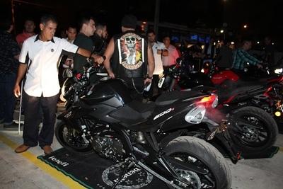 Llega a Paraguay reconocida marca de motos italiana