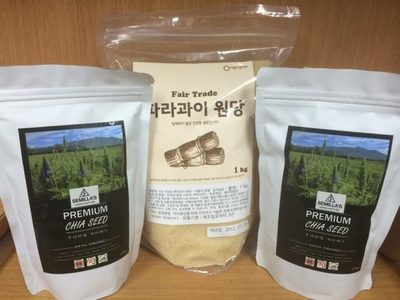 Paraguay busca ampliar exportación de productos orgánicos a Corea