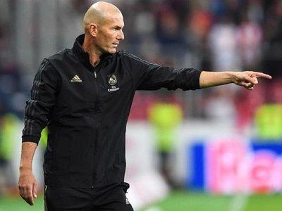 """Zidane: """"Vamos a hacer muchas cosas este año"""""""