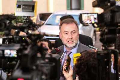 """Benigno López: """"No me reuní con Bolsonaro ni con nadie sobre venta de energía"""""""