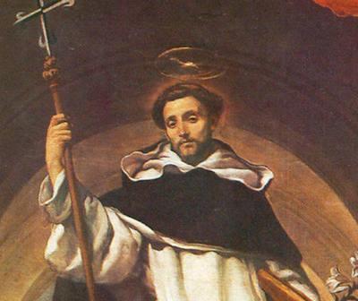 Hoy es la fiesta de Santo Domingo de Guzmán.