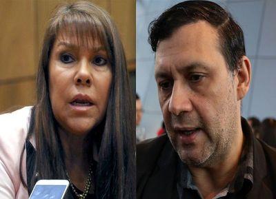 Bogado pidió desafuero de la diputada Amarilla
