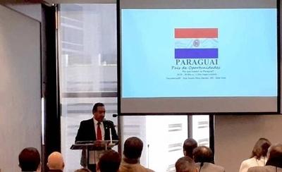 HOY / Presentaron en San Pablo a Paraguay como un país de oportunidades