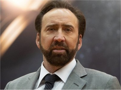 Nicolas Cage confiesa que fue en busca del Santo Grial