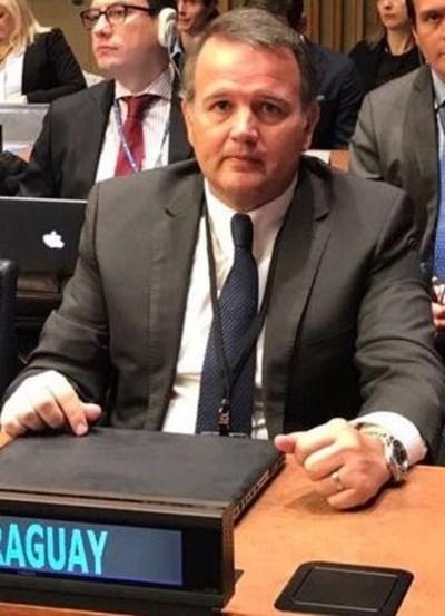 Asignan nuevo viceministro de Relaciones Exteriores