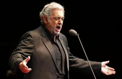 Plácido Domingo recoge la ovación de Caracalla en su noche más española