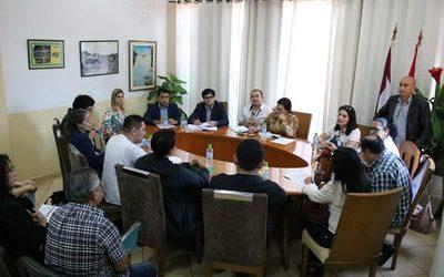 Preparan plan local de salud en Franco