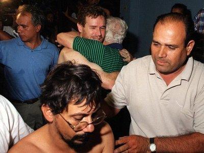 Uruguay debe expedir hoy orden de captura contra Arrom y Martí