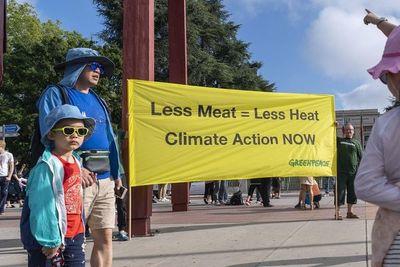 ONU advierte de que hay que cambiar la dieta para frenar el cambio climático