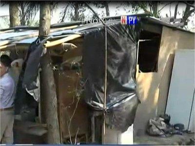 Allanan vivienda por fatal asalto en Villeta