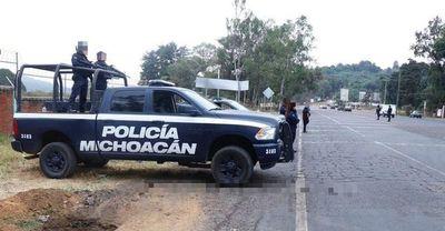 Hallan 19 cuerpos en occidental estado mexicano de Michoacán