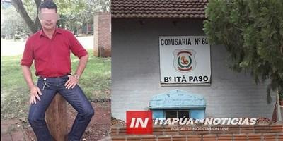 POLÍTICO SUPUESTAMENTE HABRÍA EMBARAZADO A UNA MENOR 13 AÑOS EN ITA PASO