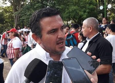 Sobre recursos del Fonacide: 'tenemos muy buen trabajo con gobernadores e intendentes', dice ministro