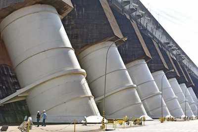 Nuevo récord de suministro de Itaipu a ANDE en primer semestre del año