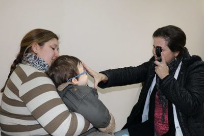 Clínicas: Registran numerosos casos de astigmatismo en niños