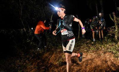 Más de 200 corredores en un trail de aventura