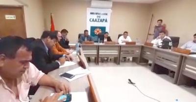 Terror en Caazapá: Gobernador y dos concejales ¿eran objetivos?