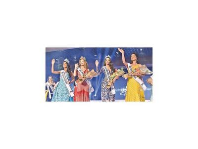 Elección de  reinas  para  representar a Paraguay