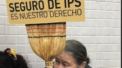 IPS inscribe a  domésticas que  trabajan parcial