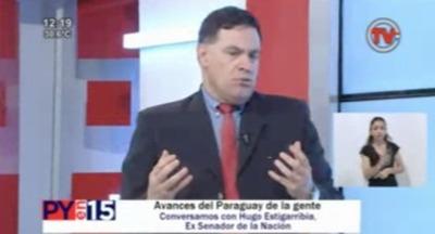 Paraguay debe velar por soberanía energética asegura abogado Hugo Estigarribia