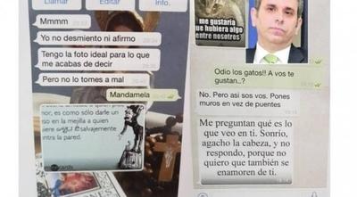 """HOY / Víctima de acoso consigue refugio en Uruguay: """"(Kriskovich) me destrozó la vida"""""""