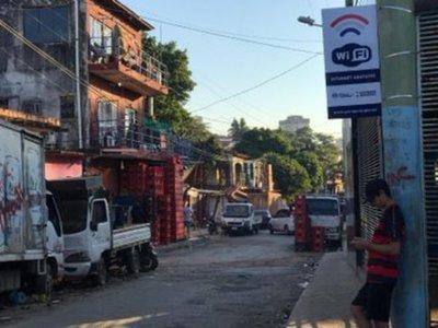 WIFI en barrio Ricardo Brugada beneficia a unas 2.500 personas
